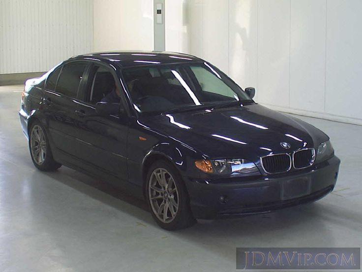 2002 OTHERS BMW 318I AY20 - http://jdmvip.com/jdmcars/2002_OTHERS_BMW_318I_AY20-4WL46YsSytSIhT-3271