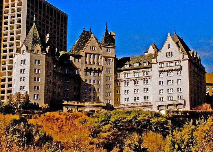 Haunted Hotel Macdonald in Edmonton Hotel macdonald