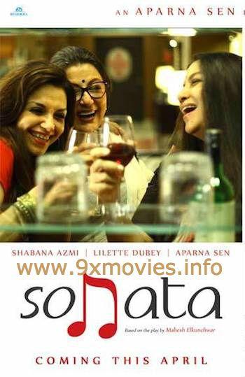 Sonata 2017 Hindi Full Movie 480p 300MB