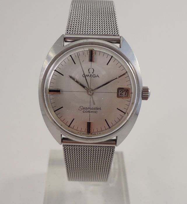 Nu in de #Catawiki veilingen: Omega  Seamaster COSMIC - Heren horloge - 1970