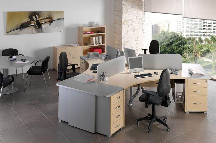 Mobiliario de oficina (1694 – O48) - Muebles CASANOVA