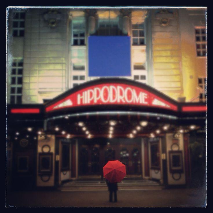 The Hippodrome, Bristol.