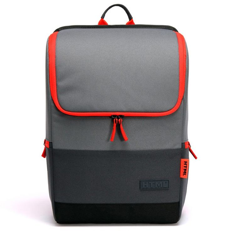 Unisex School Backpack 15 Laptop Rucksack HTML H7 SPLIT
