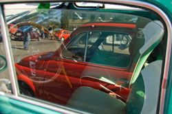 Cinquecento Fiat 500 Italiensk bilmote i flere år