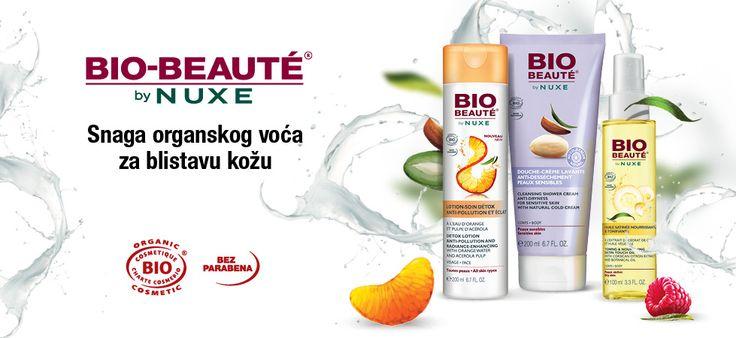 NUXE > Bio Beauté