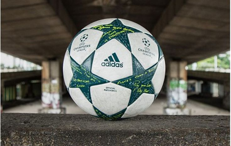 The ball that is set to ripple nets in the 2016/17 Champions League takes its inspiration from the footballing philosophies of some of the world's best players.
