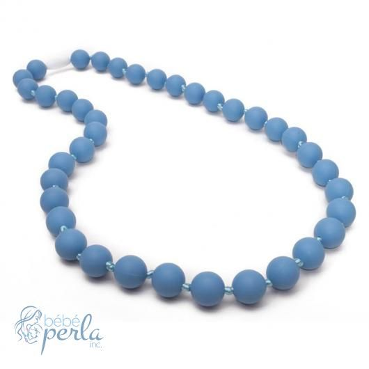 Mommy Necklace - Blue Moon | Bebe Perla