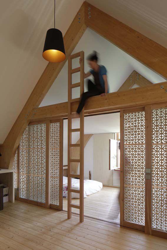 Quelques exemples d'utilisation des moucharabiehs dans la décoration…