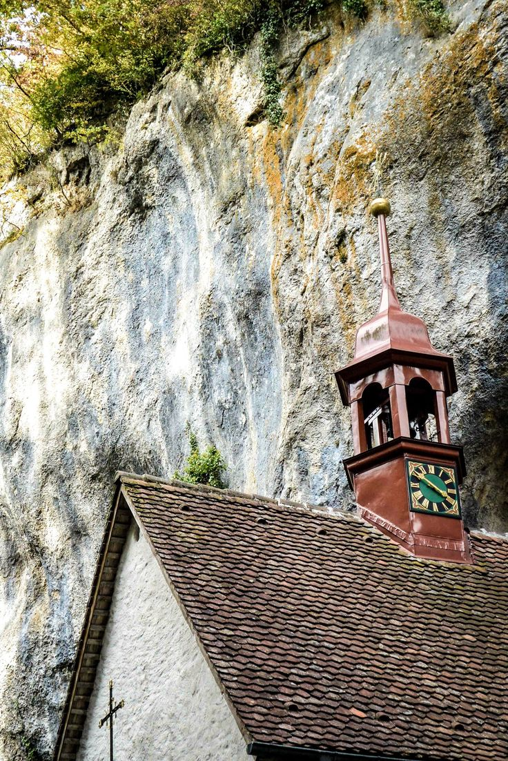 Verenaschlucht #chapel #contemplation #hermitage #landscaping #solothurn #switzerland