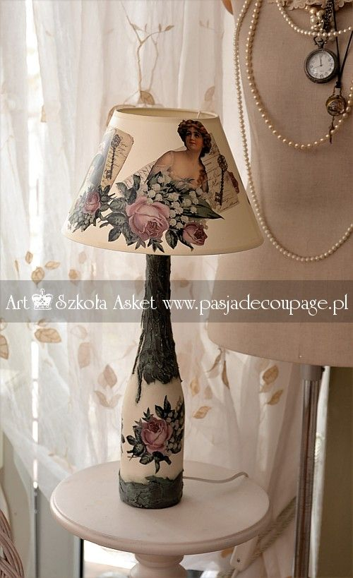 303 best images about my students 39 decoupage on pinterest - Damigiane decorate ...