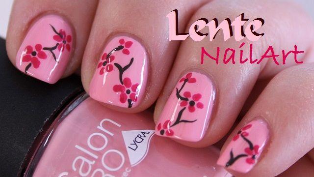 Lente NailArt stap voor stap on http://www.beautynailsfun.nl/2014/04/lente-nailart-stap-voor-stap-3/