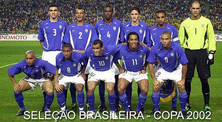 Campeão da Copa do Mundo de 2002 # BRASIL - PENTA CAMPEÃO MUNDIAL