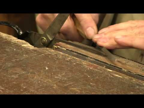 Scissor Sharpening - with Paul Sellers - YouTube