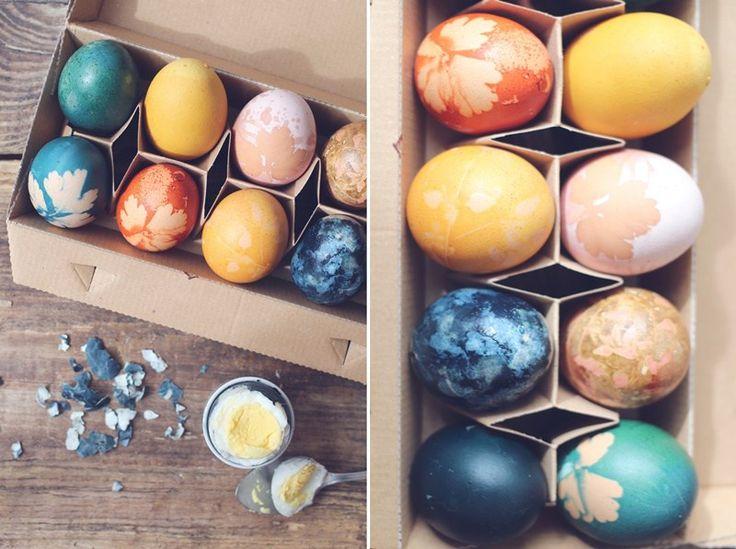27 besten Deko zu Ostern Bilder auf Pinterest Osterideen - wandbilder für küche