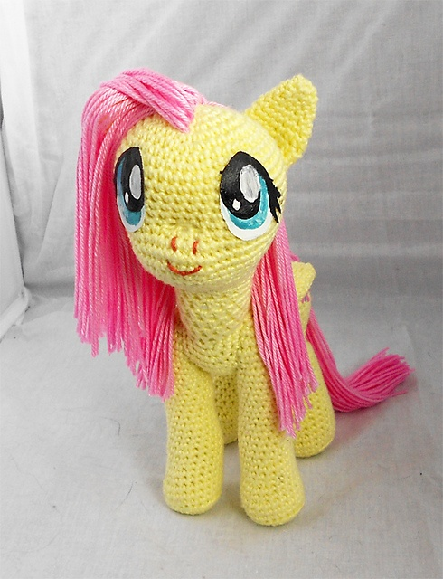 Amigurumi Pattern My Little Pony : 1000+ images about Crochet - my little pony on Pinterest ...