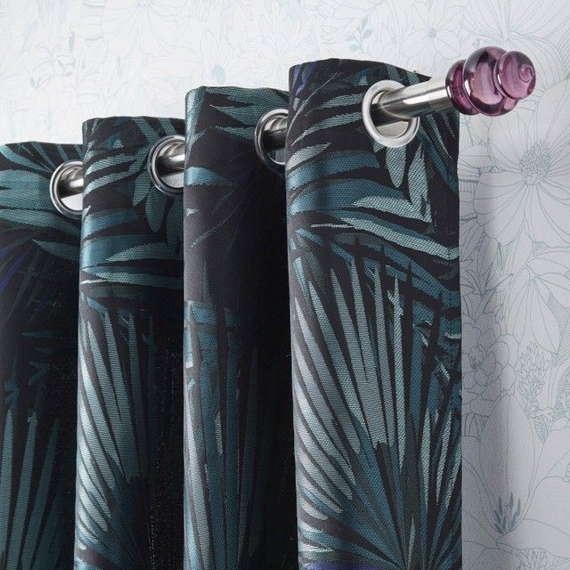 Curtain Blackout Thermal Sieving Curtain Leroy Merlin Blackout Curtain Leroy Merlin Sieving Thermal Curtains Blue Curtains Blackout