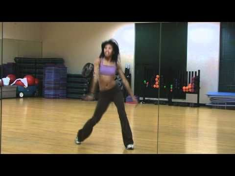 """Burlesque"" Zumba routine. 