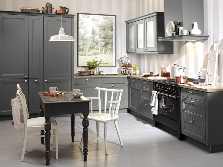 Quartz Grey Is One Of The Most Popular Colours In Nolte Kitchens Palette.  #candckitchens