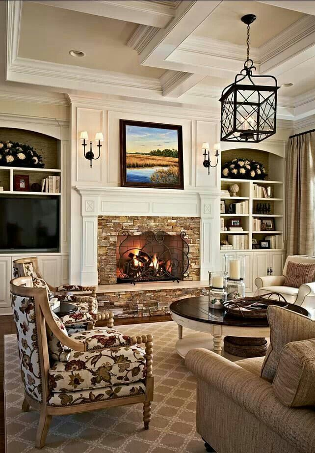 Beautiful Traditional Living Room Designs 226 best living rooms images on pinterest | living spaces, living