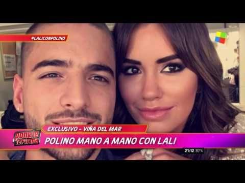 """Lali Espósito: """"Con Maluma no pasa nada, estoy muy bien con mi novio"""""""