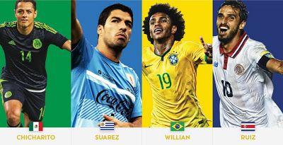Acheter Maillot de foot pas cher Copa America 2016 Centennial
