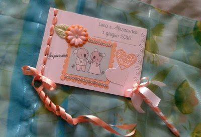 "Sognicreativi Wedding and Events: Guestbook matrimonio ""Koaloso"" e targhette per un wedding day davvero speciale"