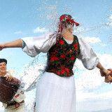 Slovak Easter Traditions (oblievačka)
