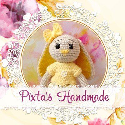 Подарки /Pixta's Handmade/ Вязаные игрушки :)