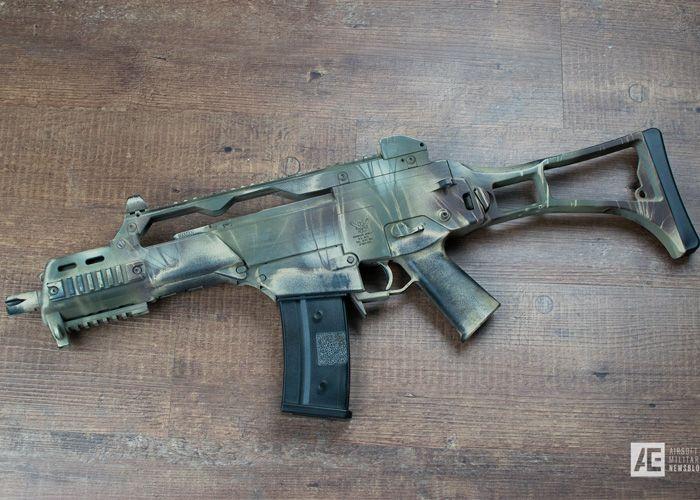BO Manufacture Hubert .14 Commando Review