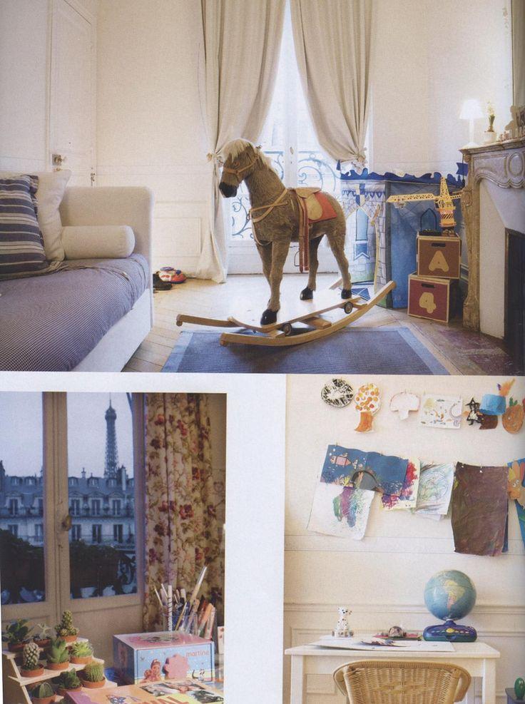 paris family apartment