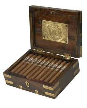 Gurkha 125th Anniversary Edition cigars are now shipping.