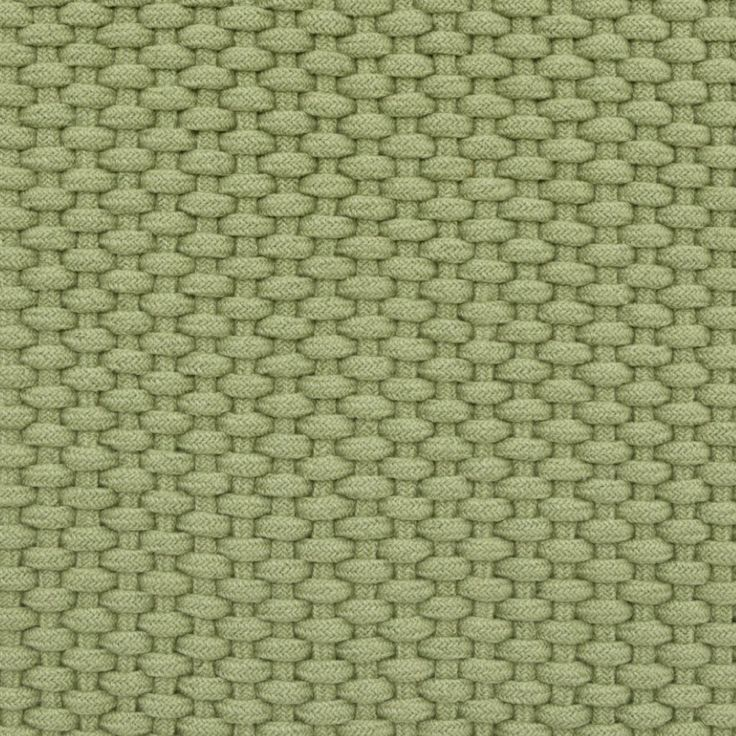 ROPE rug in Spring green and Argile. New colours for 2016.