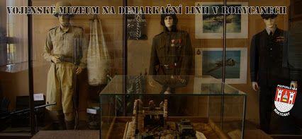 Internetový marketing – Sbírky – Google+ VOJENSKÉ MUZEUM NA DEMARKAČNÍ LINII V ROKYCANECH. Muzeum na demarkační linii v Rokycanech je největší nestátní vojenské muzeum v České republice.