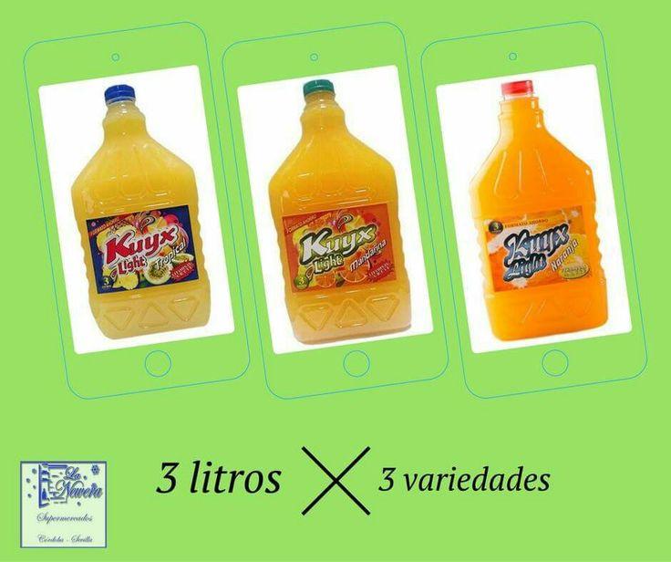 Cuando hay sed, hay sed. Refrescos light 3L naranja, mandarina o tropical. ¿El precio? Tu ya sabes cómo son nuestros precios; chiquititos, chiquititos. A tu disposción en Supermercados La Newera - Córdoba y Supermercados La Newera - Sevilla