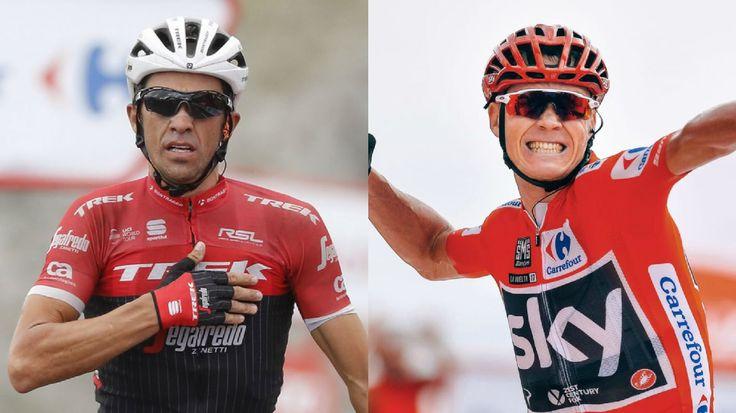 Chris Froome pour un doublé Giro-Tour ? Alberto Contador y croit  https://todaycycling.com/chris-froome-pour-un-double-giro-tour-alberto-contador-y-croit/  #AlbertoContador, #ChrisFroome, #Doublé, #Giro2018, #Légende, #TourDeFrance2018