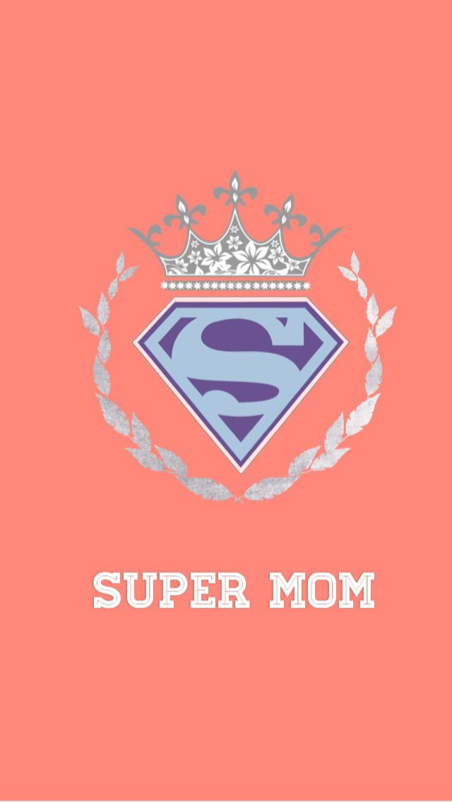 Super Mom Logo