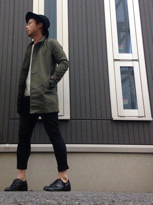 ShiNichi|ドレスシューズを使ったコーディネートWEAR