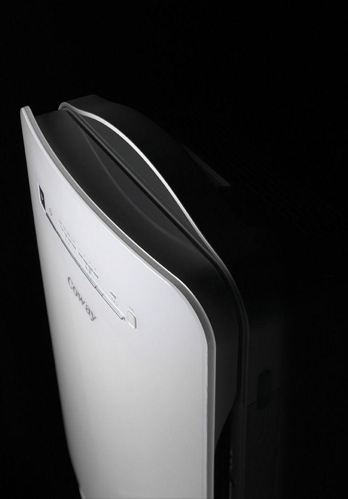 coway Air purifier. Design by BDCI (www.bdci.co.kr) & murata chiaki