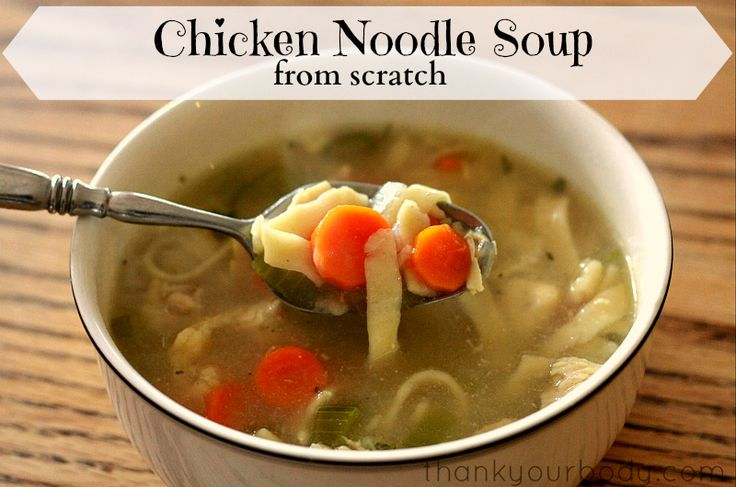 homemade chicken soup recipe chicken noodle soup from scratch recipe noodle soup 30397