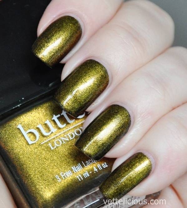 Butter London Wallis nail color