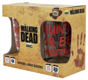 Type - Pintglas van The Walking Dead