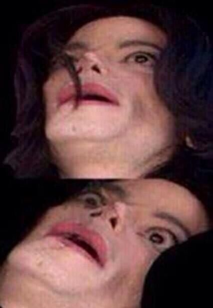 Haha.My facial expression when I see a spider on my ceiling while im laying in bed.