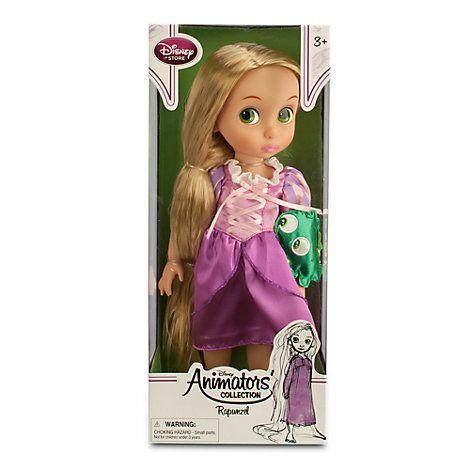Muñeca Rapunzel edición Animators