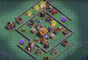 Top 5 Best Clash of Clans Builder Hall 6 Base Designs | Trophy and Defense Layouts