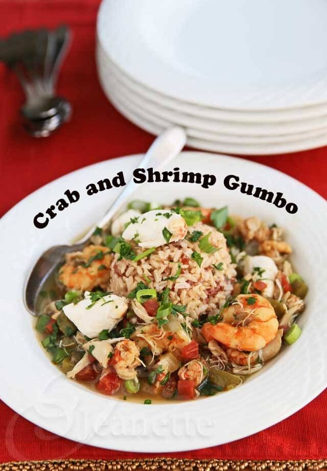 Crab and Shrimp Gumbo