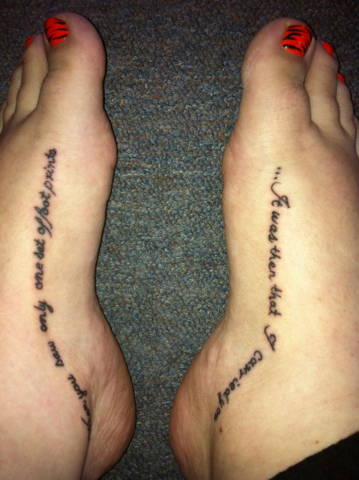 17 best images about tattoos on pinterest sister tattoos for How sore is a tattoo on your foot