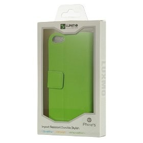 IPHONE® 5 STAND DOLCE POUCH GREEN $10.69 while supplies last!
