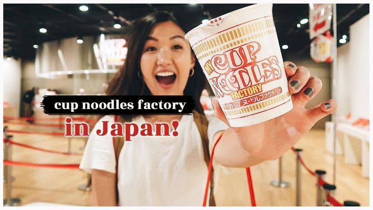 JAPAN wagu beef grill, cup noodle factory in osaka
