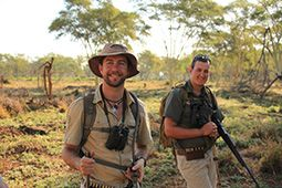 Go on a walking tour in the Kruger National Park #travel #SouthAfrica