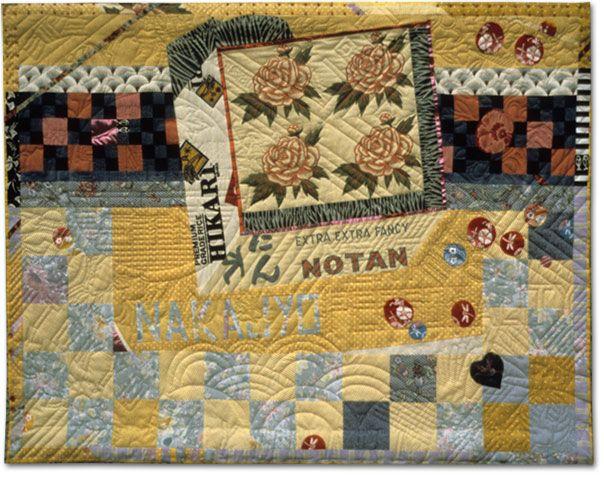 judi warren blaydon | gallery: japan quilts